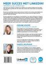 Corinne Keijzer – Meer succes met LinkedIn! – Achterkant cover