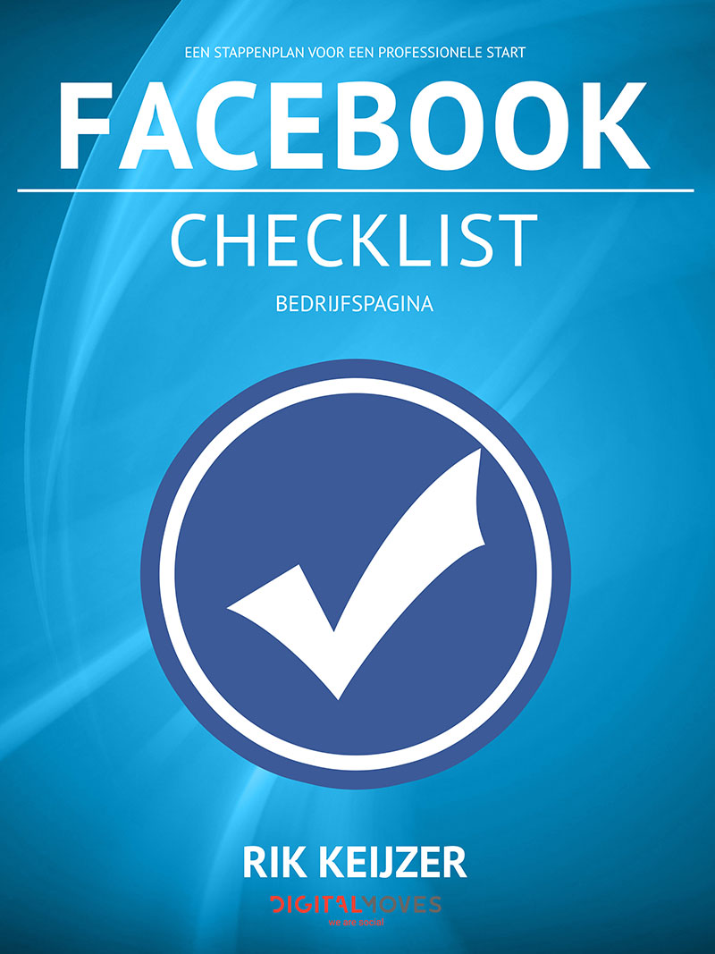 Checklist Facebook Bedrijfspagina - ebook