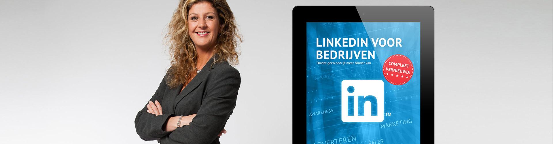Corinne Keijzer - LinkedIn voor bedrijven