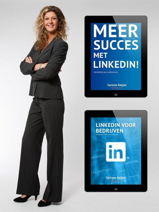 Corinne Keijzer - de Ultieme LinkedIn voordeelbundel