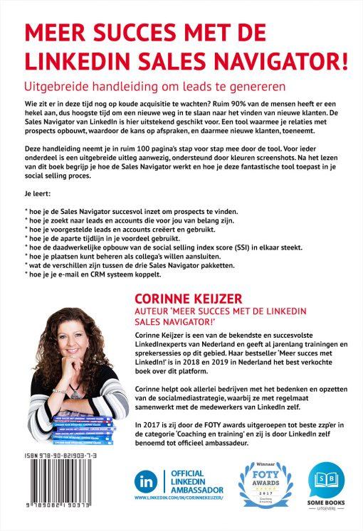 Corinne Keijzer - Meer succes met de LinkedIn Sales Navigator